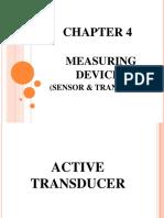 Active transducer