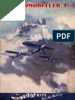 REVISTA AEROMODELLER DE 1943
