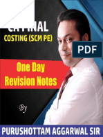 CA Final One Day Revision - CA Purushottam Aggarwal