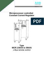 Modul Ccr Mcr 5000
