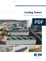 E401-1001 Cooling Towers
