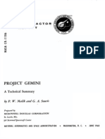 Project Gemini - A Technical Summary