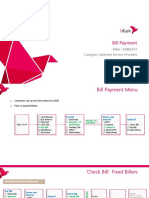 Amber IT User Flow_Pay Bill