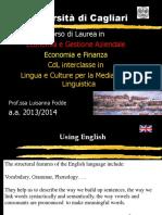 Using English 20131
