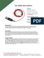 TD30 Technical Data REV 2 HVDSA