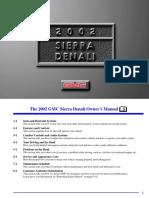 2002 GMC Sierra Denali