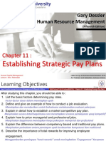 HRM PU BA 2019 Establishing Strategic Pay Plan (Ari & Joshua)
