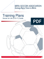 5. Soccer for Life U13 U17 Training Plan and Periodization