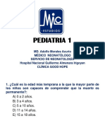 REPASO PEDIATRIA 1