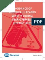 Avoid Electric Hazards