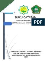 Cover Catatan
