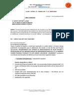 Carta Ingeniero