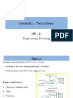 Slides of Isometric Projections ME 111.pptx
