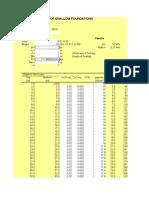 Settlement for Cohesive soil.xlsx