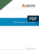 JEDI Programmers Guide