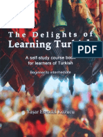 The Delights of Learning Turkish1-1