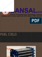 FuelCells@ Ankit