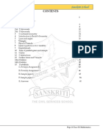 Sanskriti School Maths Smartskills