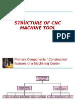 CNC machine and drives