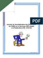 Document Sensibilisation Sur New CDP