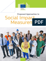 How to measure social impact