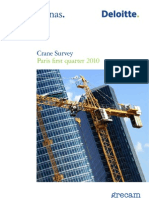 Paris Crane Survey