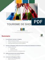 Tourisme de Shopping