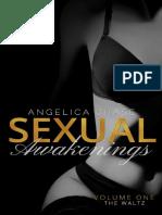 The Waltz - Sexual Awakenings #1 Angelica Chase Traduzido