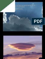 szoktlan felhők