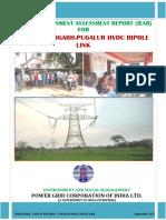 IEAR of 800 KV HVDC Bipole Link Raigarh _Pugalur
