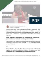 Rita Segato en CLACSO