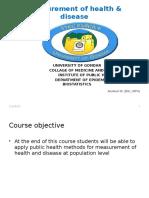 measurment of health edited.pdf