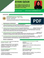 CV Suci Handayani Qolbi