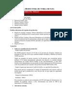 Tamaño y Localizacion de La Planta_DPI