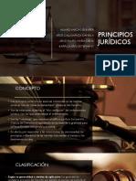 PRINCIPIOS JURÍDICOS ppt