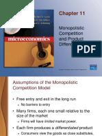 Monopolistic Competiton