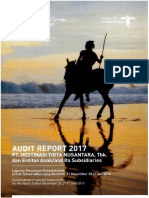 Laporan Keuangan PDES Audited 2017