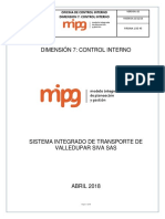 Dimensin 7 - Control Interno - Mipg
