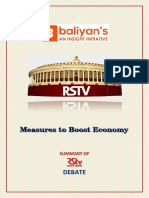 Baliyans IAS-RSTV Gist-Climate - Measures to Boost Economy.pdf
