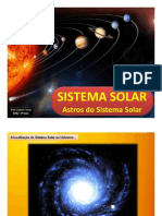 PP - Sistema Solar - Astros
