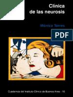 Mónica Torres, Clínica de las neurosis