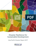Asia-Pacific Disaster Report 2017 (Full)