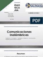 Comunicaciones1 C.inalambrica