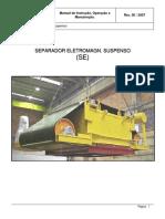 Manual de Instruções, Operação e  Manutenção - SE (Agosto2007)