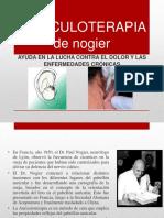 Auriculoterapia de Nogier