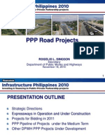 DPWH PPP Presentation