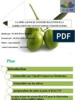 savoir ccp  olive