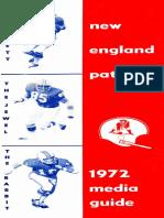 1972 Patriots