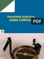 Survey Using Compass