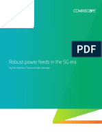 Robust Power Feeds in the 5G Era